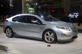 Chevrolet Volt – лучший подарок?